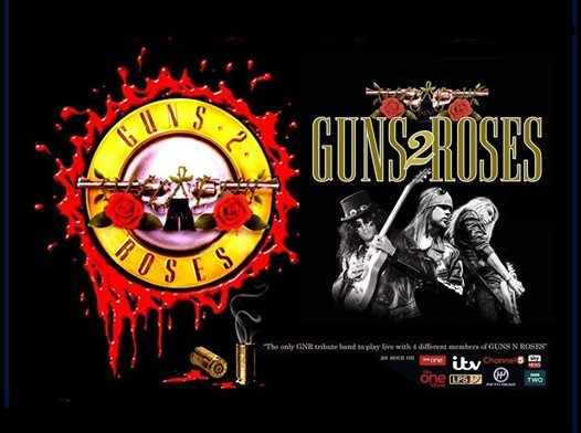 GUNS 2 ROSES - LIVE IN DERRY N. IRELAND