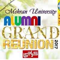 Mehran University Alumni Reunion 2017