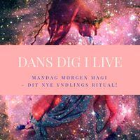DANS DIG I LIVE... Monday Morning Magic forlb med Dancing Yolates
