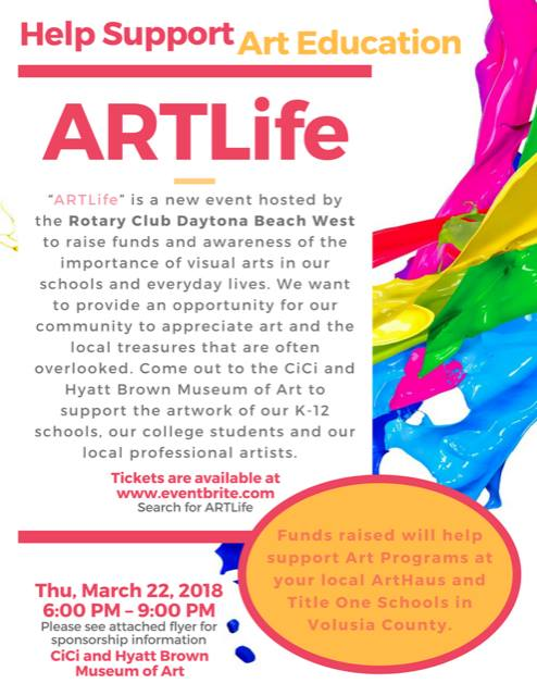 ArtLife ! A fundraiser for ArtHaus youth art programs and ...