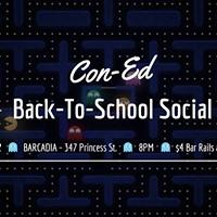 Back-To-School Social