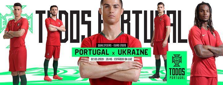 Portugal x Ucrnia