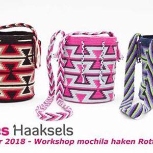 Workshop Mochila Haken At Het Garenrijk Wol En Handwerkwinkel