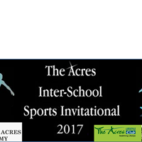 The Acres Inter-School Sports Invitational 2017
