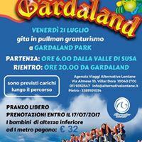 Un giorno a Gardaland