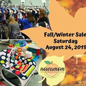 57440c1e NOWAMOM Kids Consignment Sale Fall/Winter 2019 at Sandy Plains ...