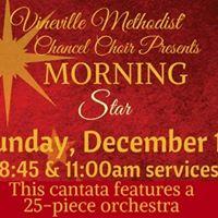 Christmas Cantata Morning Star