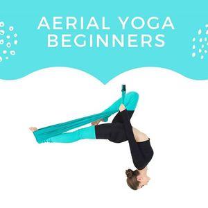 Aerial Yoga Beginner Workshop