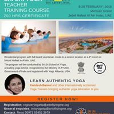 Art of Living - UAE