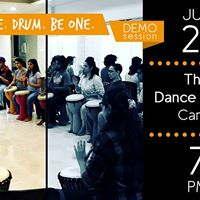 West African Djembe Classes - Camp