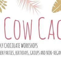 No Cow Cacao - Vegan Chocolate Workshop with Prosecco