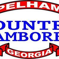 Pelham Country Jamboree.Gene StarkLes OberryAJ Thomas