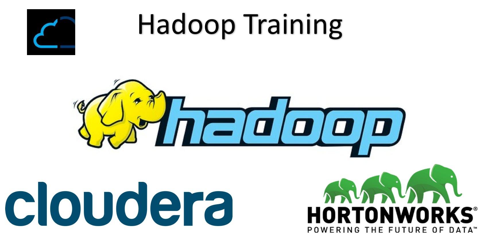 BigData Hadoop training weekend Morning -Tempe