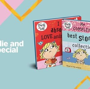Tiny Tales A Charlie &amp Lola Special