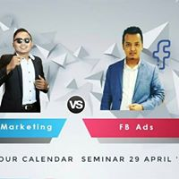 Seminar Chapter 1 - Pakar Viral &amp Fbads Marketing (29 April 2017)