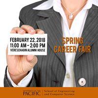 SOECS Spring Career Fair