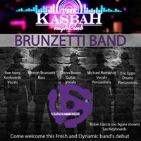 The Brunzetti Band &quotHappy Hour&quot at The Kasbah