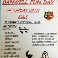 Banwell FC Fun Day