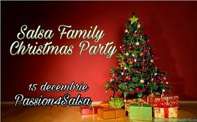 Salsa Family Christmas Party
