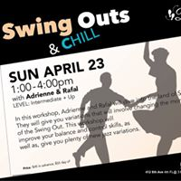 Swing Outs &amp Chill with Adrienne &amp Rafal