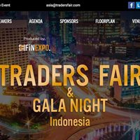 Traders Fair &amp Gala Night 2018 - Indonesia (Financial Event)