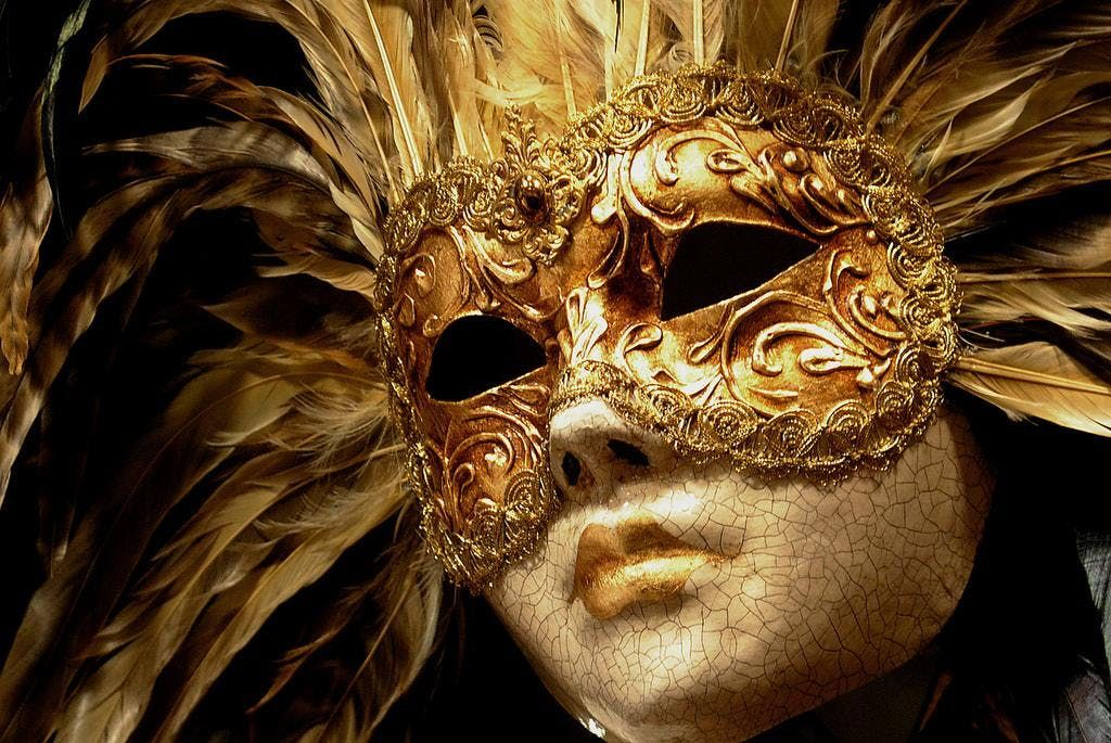 New Years Eve Masquerade Dinner & Dance