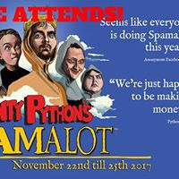 UTS Revue Attends Spamalot