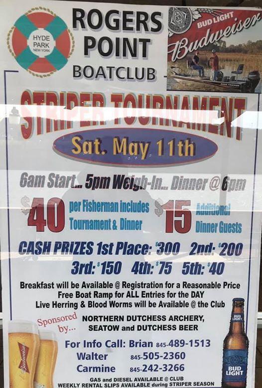 Striper Tournament