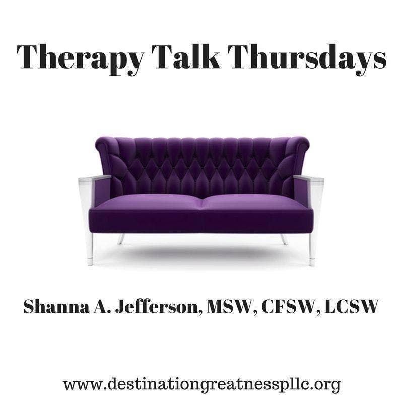 Therapy Talk Thursdays