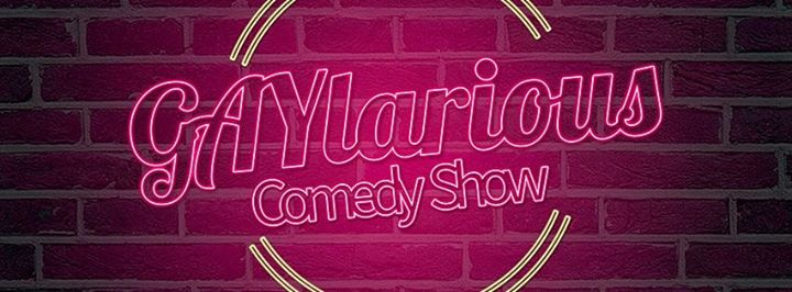 GAYlarious Comedy Fundraiser