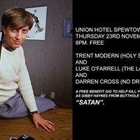 Trent Modern and Luke OFarrell and Darren Cross
