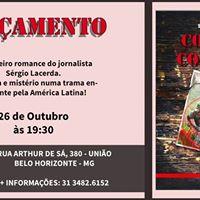 Lanamento do livro Conexo Colmbia