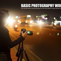 Basic Photography Workshop - Mysore July 2017