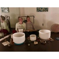Yin Yoga Hands On Healing And Sound Meditation With Kelly and Monette
