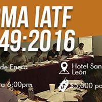Curso Norma IATF 169492016