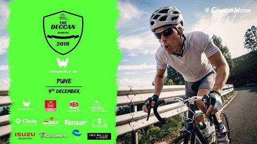 The Deccan Sportive - Pune  Powered by Montra