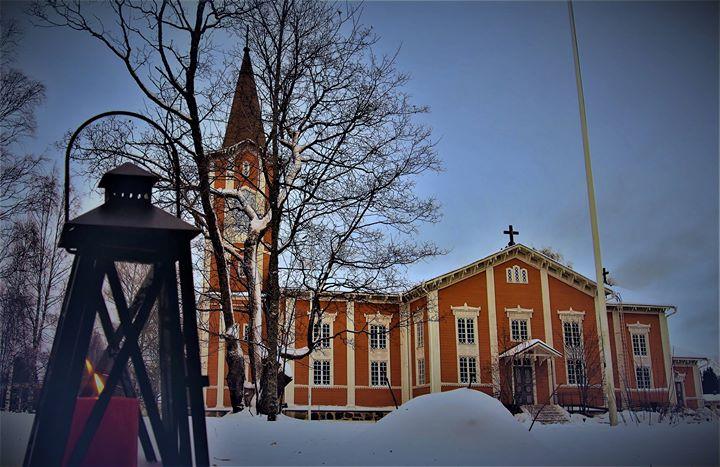 Kuopion Nuorisokuoron joulukonsertti at Suonenjoen Kirkko, Suonenjoki