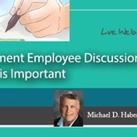 How to Document Employee Discussions and Why that is Important