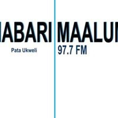 Habari Maalum Fm
