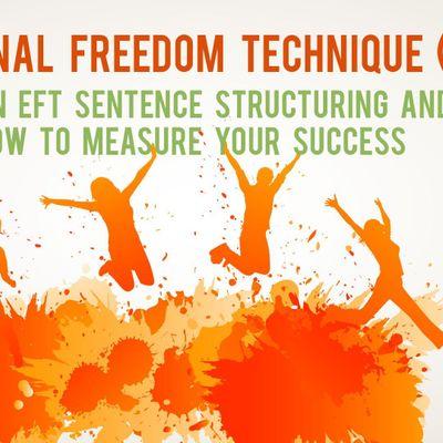 Emotional Freedom Technique (EFT) Level 2 Training
