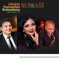 Jazzulescu cu Sorin Zlat Trio