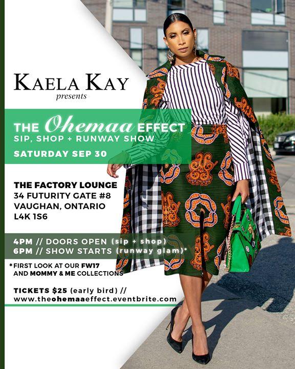 Kaela Kay Presents The Ohemaa Effect
