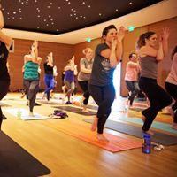 Yoga at GRAM