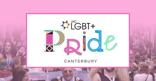 UKC LGBT Society goes to Canterbury Pride