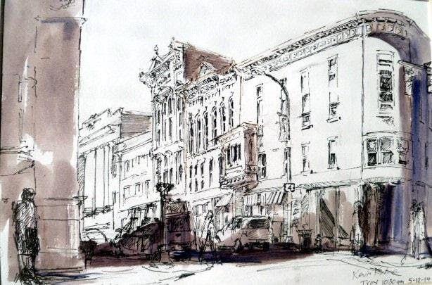 Urban Landscape with Kevin Kuhne