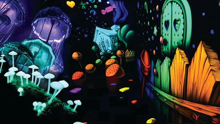 Psychedelic Funhouse Comes to London - Tickets Selling Quickly