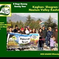 8 Days Snowy Kashmir Neelum Valley &amp Shogran Family Tour