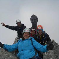 Ascenso al Pico Bolvar 4995 msnm. Del 19 al 24 de Marzo de 2016