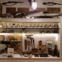 Varnum Memorial Armory Museum Open House