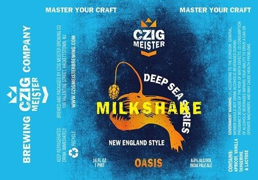 Image result for czig meister oasis milkshake